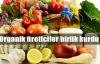 Organik meyve üreticileri birliği kuruldu