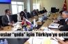Ruslar gıda almak için Türkiye'ye geldi