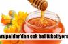 Türk insanı bal yemeyi seviyor