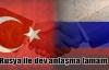 Türkiye ve Rusya tarım ve gıdada anlaştı