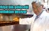 Türkiye'nin geleceği gastronomide