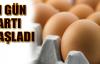 Yumurta için 21 gün şartı devrede