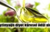 Zeytinyağlı diyete uluslararası ödül