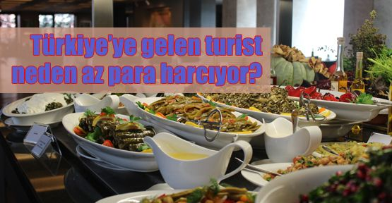 Turizmin merkezinde Türk mutfağı olmalı
