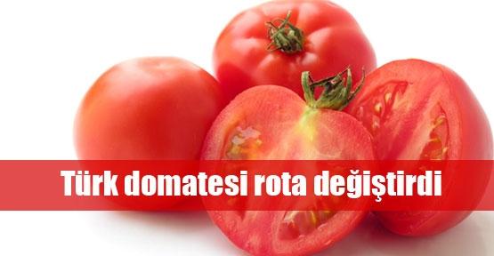 Türk sebzesi dost pazarında