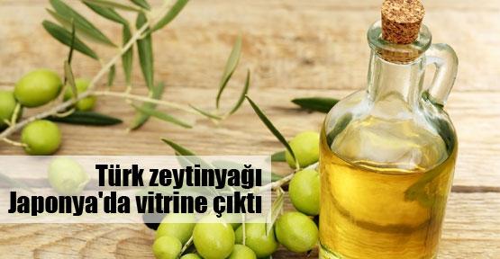 Türk zeytinyağı Japonya pazarında