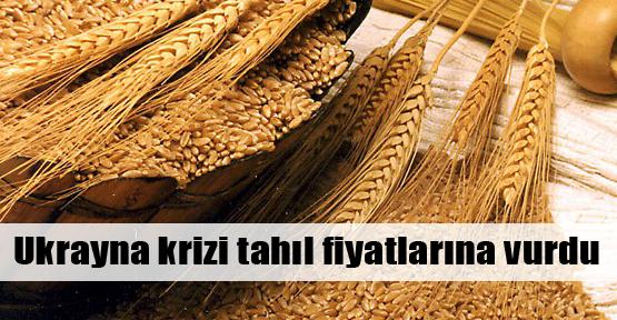 Ukrayna krizi, mısır ve buğdayı vurdu
