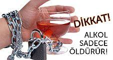 Alkol kanser riskini artırıyor!