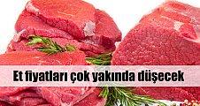 Et fiyatları yakında düşecek