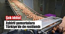 Türkiye için zehirli yumurta iddiası!