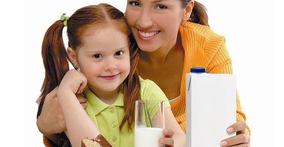 Hergün 2 bardak süt için