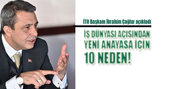 Yeni anayasa için 10 geçerli sebep