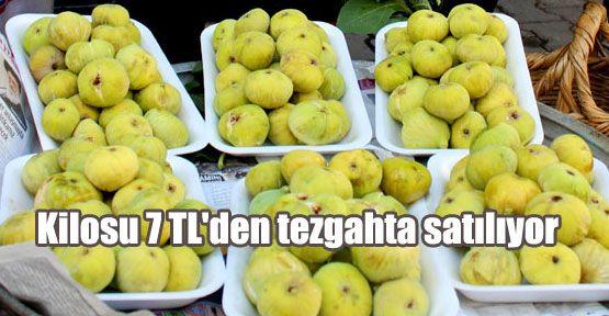 Yerli incir tezgahta 7 lira'dan satılıyor