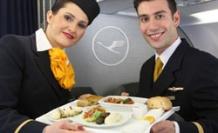 Hünkârbeğendi Lufthansa'ya girdi