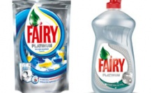 Fairy'den tüm mutfaklara sıvı deterjan gücü