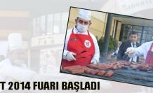 Kırmızı et sektörü İstanbul'da buluştu