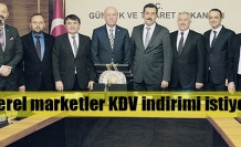 Kritik toplantıda KDV indirimi konuşuldu