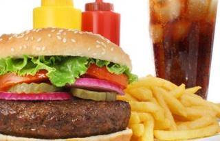 Fast food astım riskini artırabilir