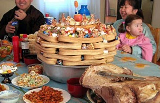 Moğolistan'da