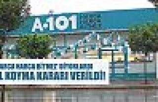 A101 Market'e FETÖ operasyonu