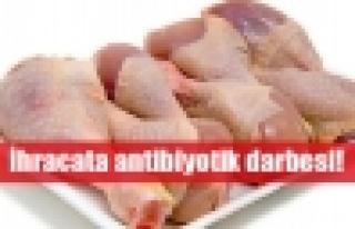 Antibiyotikli tavuk eti iade ediliyor