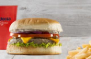 Dardenia'dan Ton Burger lezzeti