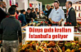 Dünya gıda kralları İstanbul'a geliyor