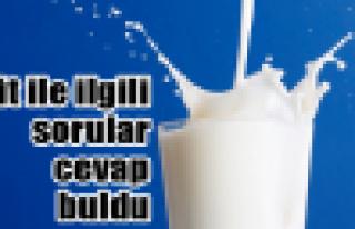 Türkiye'de süt tüketimi yetersiz!