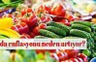 Ekonominin gündemi gıda enflasyonu