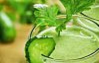 En iyi 10 salatalık suyu