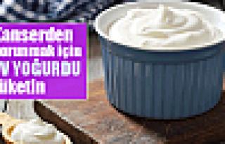 Ev yoğurdu birçok derde deva