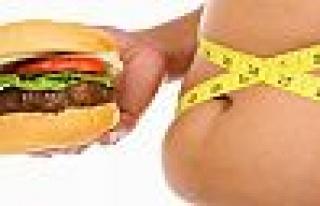 Her üç kişiden biri obezite tehdidi altında