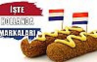 Hollandalı gıda markalarının listesi