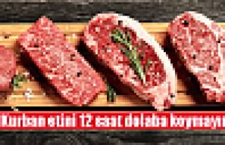 Kurban eti pişirmenin püf noktaları