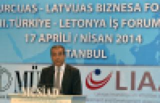 Letonya'yla AB destekli tarım işbirliği