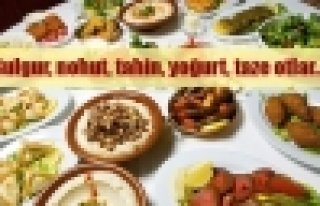 Lübnan mutfağı sizi çağırıyor