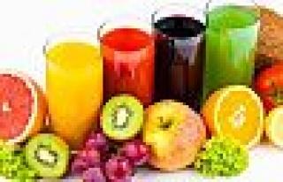 Meyve suyu ihracatı rekora gidiyor