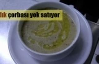 Mısır unlu fındık çorbası tuttu