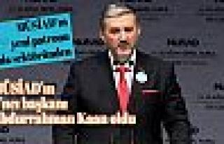 MÜSİAD'ın yeni başkanı Kaan oldu