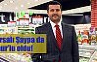 Onur Market Bursalı Şaypa'yı alıyor
