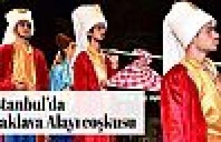 Sultanahmet'te Baklava Alayı coşkusu
