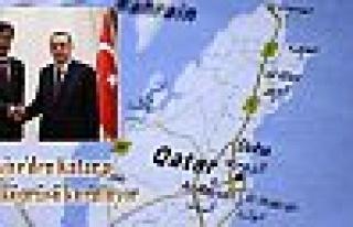 Türkiye Katar'a gıda köprüsü kurdu