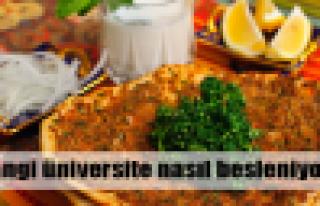 Üniversiteliler anne yemeğini aramıyor!