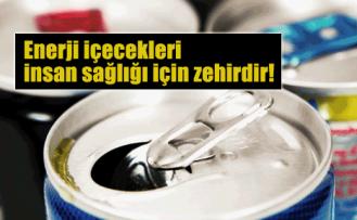 Enerji içecekleriyle ilgili önemli uyarı