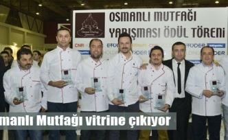 Osmanlı Mutfağı gün yüzüne çıkıyor
