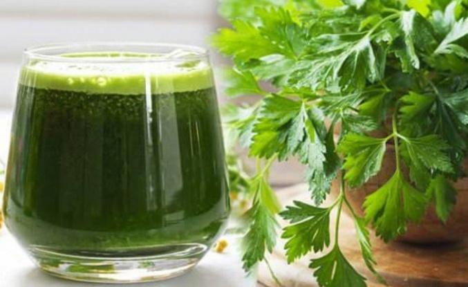 Maydanozun sağlığa 10 faydası