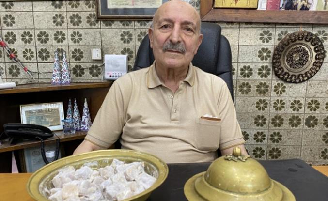 Türkiye'nin en eski şekercisi