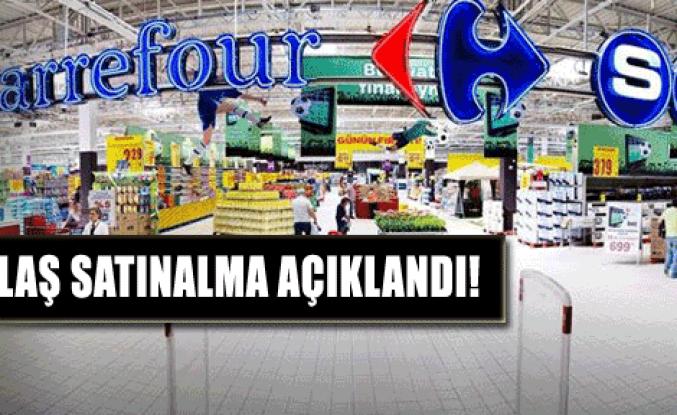 Carrefoursa 20 mağazayı devralıyor