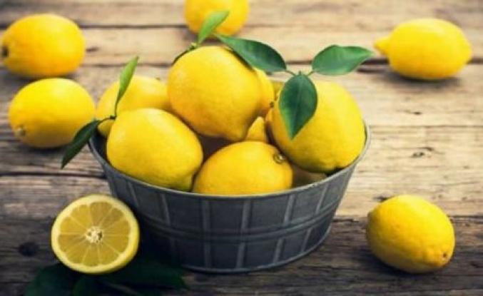 Limon ihracatına yasak gelebilir!