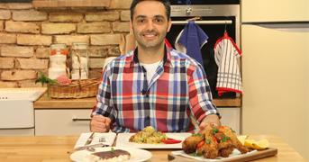 Ünlü şef mutfak ve mutluluğu anlatıyor
